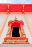 Porta del tempio Immagini Stock