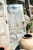 Porta del villaggio Fotografia Stock Libera da Diritti