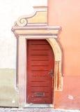 Porta della Camera a Colmar, Francia Immagini Stock Libere da Diritti