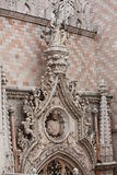 Porta-della Carta Venedig, Italien stockfotos