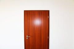 Porta della stanza Immagini Stock
