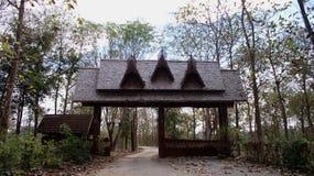 Porta della Tailandia Fotografie Stock Libere da Diritti