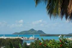 Porta della Victoria, Seychelles Immagine Stock Libera da Diritti