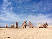Porta di Аллах стоковая фотография rf