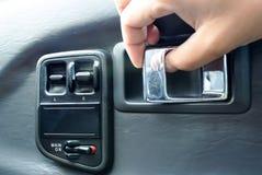 Porta di automobile Immagini Stock Libere da Diritti