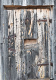 Porta di cabina in Norvegia Immagini Stock Libere da Diritti