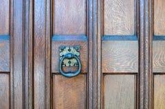 Porta di Churh Fotografia Stock
