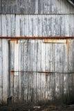 Porta di granaio Fotografia Stock Libera da Diritti
