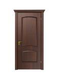Porta di legno Illustrazione Vettoriale