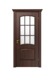 Porta di legno Royalty Illustrazione gratis