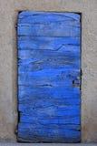 Porta di legno in Provenza immagini stock libere da diritti