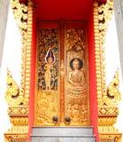 Porta di monastery2 Immagine Stock