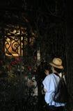 Porta di Pietra em Zagreb, Croácia Imagem de Stock Royalty Free