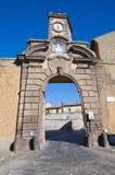Porta di Poggio. Tuscania. Lazio. Italy. Stock Photography
