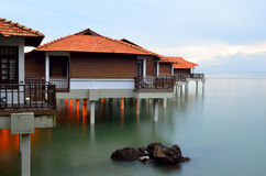 Porta Dickson, Malaysia imagens de stock royalty free