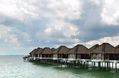 Porta Dickson, Malesia fotografie stock libere da diritti