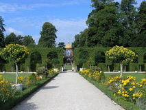 Porta dinamarquesa imagens de stock royalty free