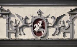 Porta do alvorecer em Vilnius Imagem de Stock