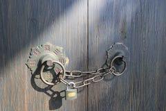 porta do bagua (diagrama oito) Fotos de Stock Royalty Free