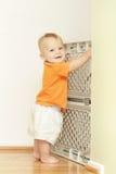 Porta do bebê Imagens de Stock Royalty Free