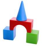 Porta do brinquedo Imagens de Stock Royalty Free