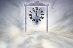 A porta do céu Imagens de Stock Royalty Free