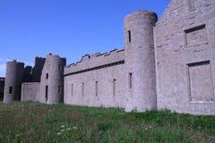 Porta do castelo Imagem de Stock Royalty Free