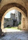 Porta do castelo Rabi Fotografia de Stock