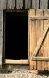 Porta do celeiro Imagens de Stock