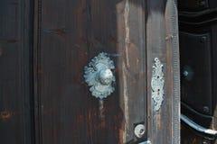 Porta do detalhe Fotos de Stock