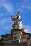 Porta do detalhe 3 da citadela fotografia de stock royalty free