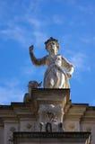 Porta do detalhe 4 da citadela fotografia de stock royalty free
