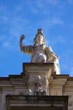 Porta do detalhe 5 da citadela imagens de stock royalty free
