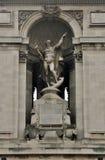 Porta do edifício da autoridade de Londres foto de stock royalty free