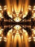 Porta do fogo Imagem de Stock