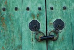 Porta do palácio Imagem de Stock