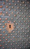 Porta do palácio de Spongia Fotografia de Stock