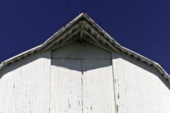 Porta do sótão do celeiro Foto de Stock