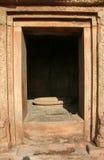 Porta do templo Foto de Stock
