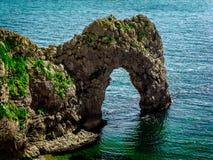 Porta Dorset di Durdle Immagini Stock Libere da Diritti