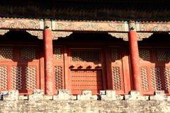 Porta dos homens de Tian'an Imagem de Stock