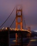 Porta dourada de San Francisco Imagem de Stock Royalty Free