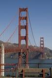 Porta dourada, San Fransisco Imagens de Stock Royalty Free