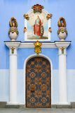 Porta Dourado-abobadada Imagem de Stock