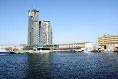 Porta em Gdynia Fotos de Stock