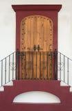 Porta em México imagem de stock