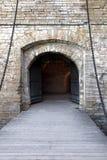 Porta esperta medieval Imagens de Stock Royalty Free