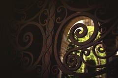 Porta exterior da fachada imagens de stock royalty free