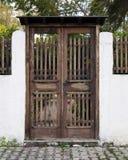 Porta externa Fotografia de Stock