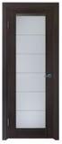 A porta fêz a madeira do ââof Imagem de Stock
